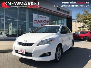 2014 Toyota Matrix 4DR WGN FWD AT  - one owner - local - trade-i