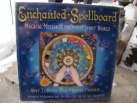 The Enchanted Spellboard, Magical messages from the spirit world