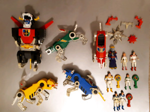 Classic Voltron, as is.