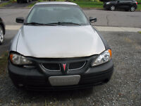 2000 Pontiac Grand Am Berline