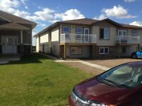 3 Bedroom Fourplex in Stettler