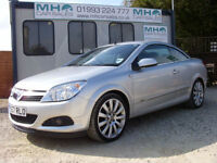 Vauxhall/Opel Astra 1.8i 16v Coupe 2008MY Twin Top Design