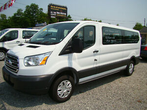 2015 Ford Transit 15 Passenger Replaces Econoline E350 30 STOCK
