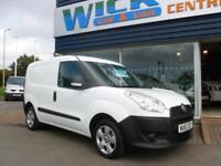 2013 Fiat DOBLO CARGO 16V MULTIJET SWB 90ps Van Manual Small Van