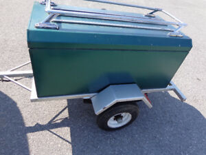 Motorcycle Trailer in great shape- recycledgear.ca
