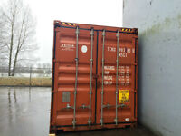 Used 20' and 40' Shipping Containers- Call Hector 604.657.4556