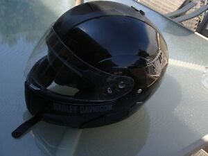 casque full faise harley davidson  large