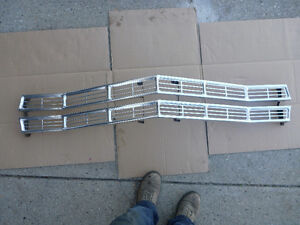 1967 FORD GALAXIE 500 FRONT GRILLE ASSEMBLY