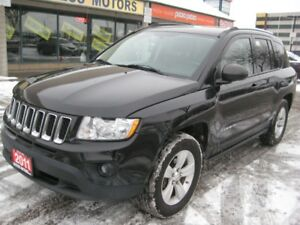 2011 Jeep Compass, 4x4 North Edition, Auto, Limited Time Offer