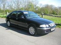 Rover 45 1.8 16v iXL 1 Owner From New, 35000 Miles, Full Service History