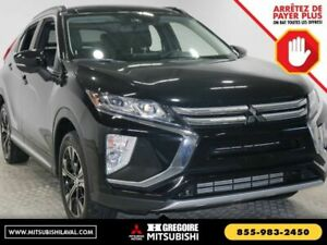 2018 Mitsubishi Eclipse Cross GT TOIT PANO CUIR CAMERA 360 RARE