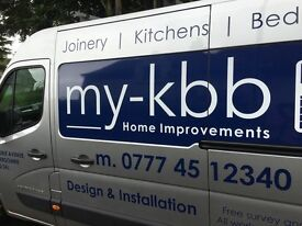 Experienced joiner required (DUNDEE)