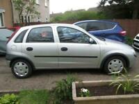 2003 Vauxhall Corsa 1.2i 16V Club 5dr 1 RETIRED OWNER 53000 MILES DRIVES LOVELY