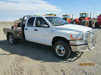 2006 Dodge 1 ton dually bale deck truck Reduced to $29,500.00