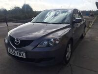 Bargain Mazda 3 1.6 long MOT only 1 previous owner