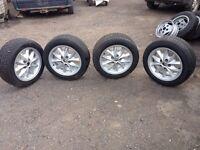 "Jaguar xj6 sport 18"" alloy wheels"