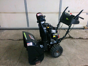 Poulan PO5524 Two Stage Snowblower (Delivery Included!!!)