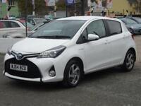2014 Toyota Yaris 1.5 Hybrid Icon e-CVT 5dr