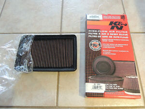 K&N Reusable Air Filter