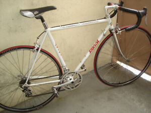 VINTAGE ROSSI 12 SPEED RACE-/-ROAD BIKE-CAMPAGNOLO EQUIPPED.