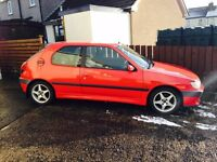 Wanted peugeot 306