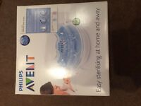 Avent BRAND NEW microwave steriliser new