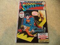 SUPERMAN COMIC BOOKS