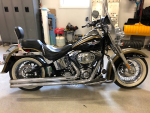 2007 Harley Davidson Softail Deluxe