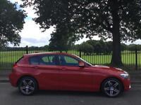 2013 62 BMW 1 SERIES 1.6 116I SPORT 5D 135 BHP
