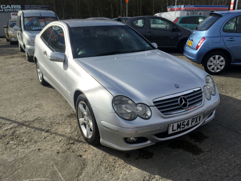 mercedes benz c220 2 1td automatic 2005 cdi se in newcastle tyne and wear gumtree. Black Bedroom Furniture Sets. Home Design Ideas