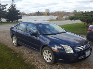 2006 Ford Fusion Sedan AS IS NEEDS WORK