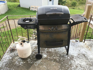 Barbecue char-broil