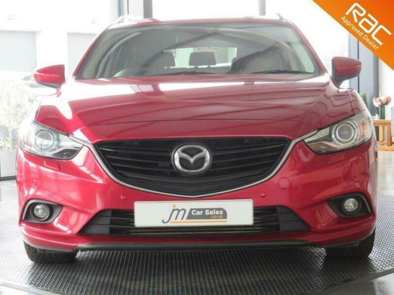 2013 Mazda Mazda6 D SPORT NAV Estate Diesel Manual