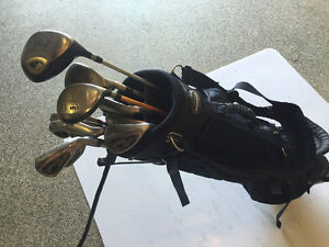 Junior right hand 13 piece set of clubs