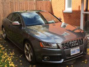 2012 Audi S5 - Single Owner, Manual, Premium Plus + extras