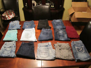 Mother Hubbard this deal is for YOU!! Mountain of denim