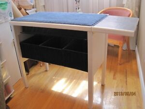 CRAFT TABLE   $40.00