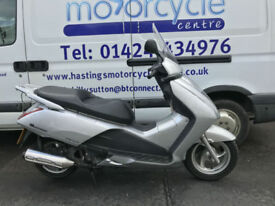 Honda FES125 Pantheon Scooter / Nationwide Delivery / Finance