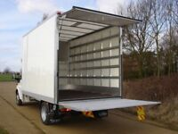 MAN AND VAN CAR RECOVERY MOVERS MOVING VAN SERVICE HOUSE REMOVALS BIKE DELIVERY LUTON VAN TRUCK