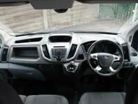 2017 Ford Transit 2.0 TDCi 130ps Double Cab Trend Long Wheelbase L3H2 Medium Roo