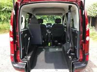 2012 Renault Kangoo 1.6 Expression 5dr AUTOMATIC WHEELCHAIR ACCESSIBLE VEHICL...