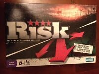 Risk board game. Faster game play