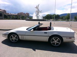 88 Corvette roadster