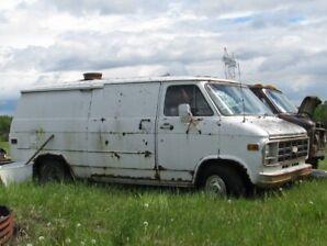 1977-79 Chevy vans