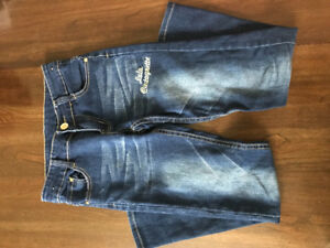 Jeans girl 8-10yr old Lulu Castagnette - slim cut