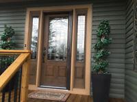Window & Door Installations