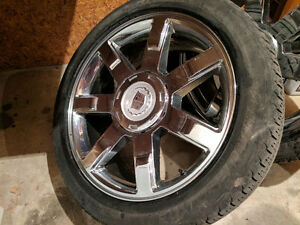 "22"" Cadillac Escalade Wheels"