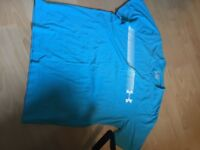 Mens Under Armour T Shirt - New & Unused - Size Mens 2XL Loose
