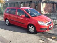 Vauxhall/Opel Zafira 1.6 FINANCE AVAILABLE WITH NO DEPOSIT NEEDED