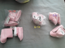 Baby boots 0/6,,6/12,,12/18